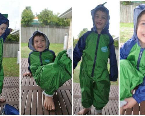 Waterproof Splashsuits for Kids