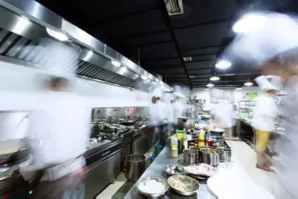 What Makes a Commercial Kitchen?