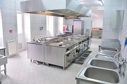 Restaurant Equipment Supplier Selection