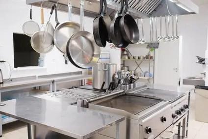 Restaurant Kitchen Equipment – The Basics