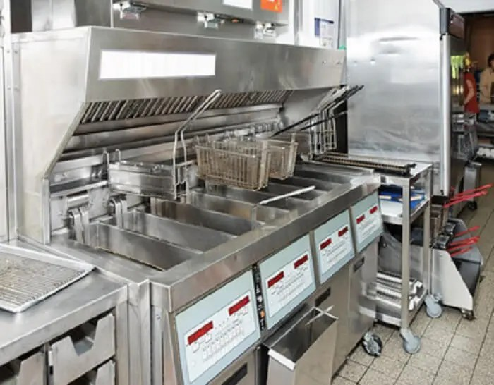 Commercial Kitchen Design Guidelines: Exhaust Systems
