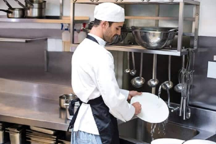 Commercial Kitchen Sink Guidelines