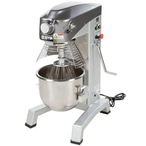 commercial twenty quart mixer type of restaurant kitchen medium equipment