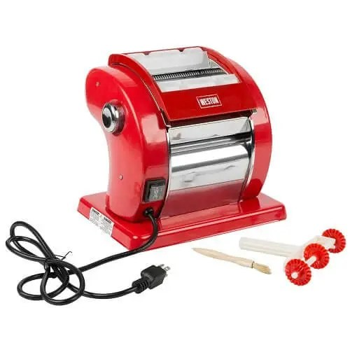 commercial small volume electric pasta maker