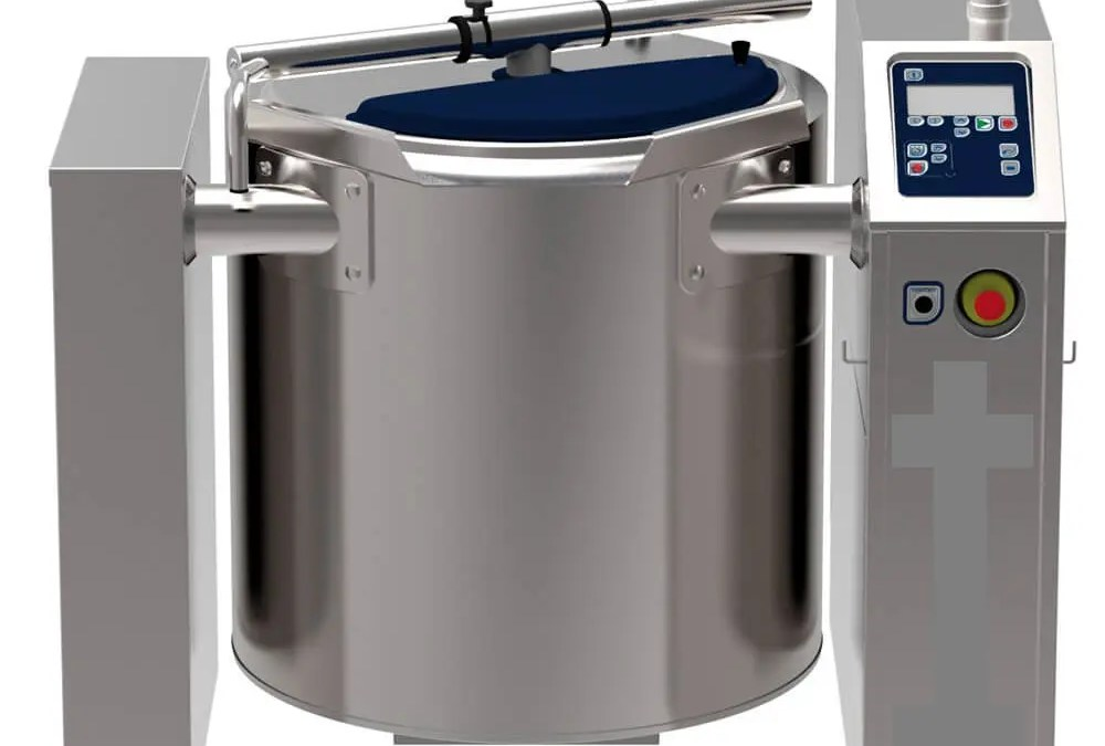 Commercial Kitchen Steam Kettles
