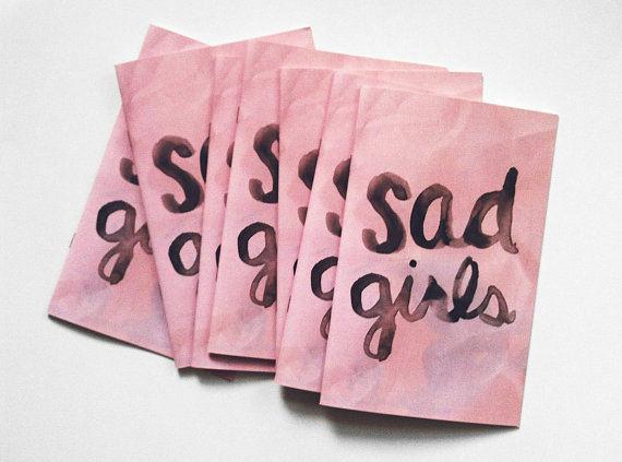 sad girls