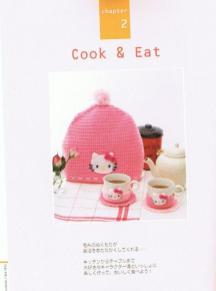Hello Kitty crochet mix (4)
