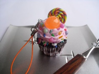 Sweets Deco Cupcake Strap