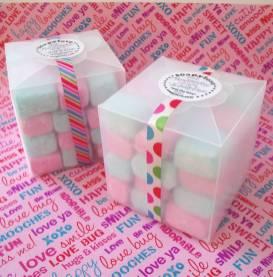 7-16-10 Marshmallow Bubble Gum boxes