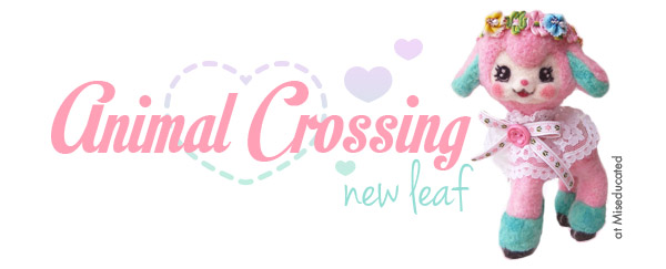 Animal Crossing New Leaf at Miseducated