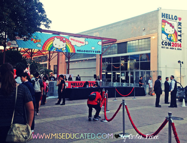 Hello Kitty Geffen Center MOCA Los Angeles