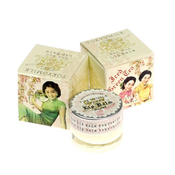 green tea lip gloss