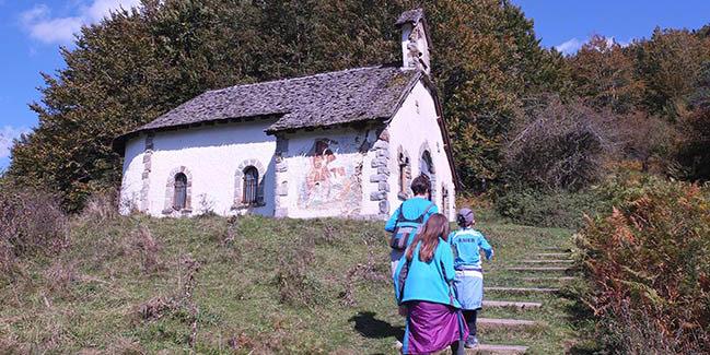 Rutas para niños excursiones por Navarra