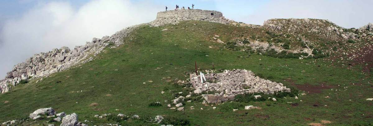Torre romana de Urkulu (Irati)