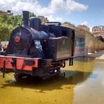 Tren Escachamatas en Tudela