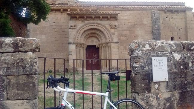 Iglesia románica de San Martín de Artaiz