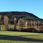 Monte Tangorri subiendo a Azpa