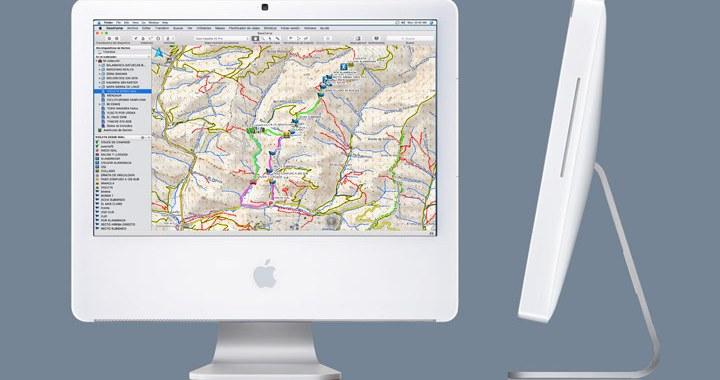 Mapas Garmin a Macintosh