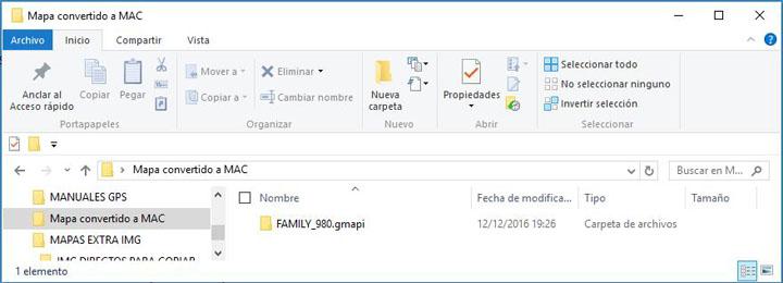 archivo .gmapi en Mac