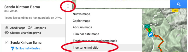 Insertar un google maps en mi web codigo iframe