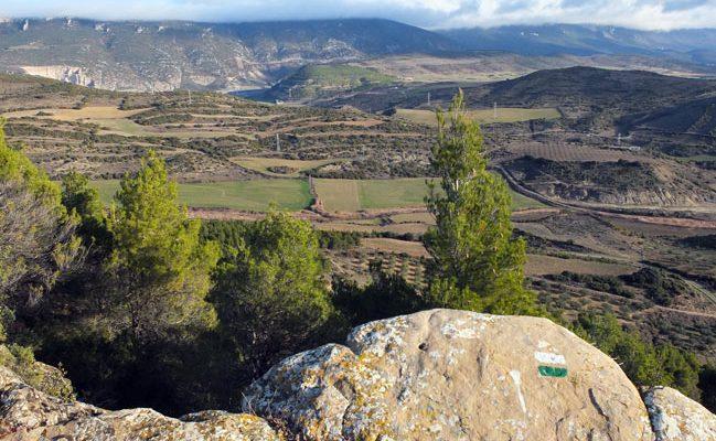 Vista desde la Sierra de Salajones