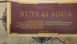 Ruta del Agua de Pamplona