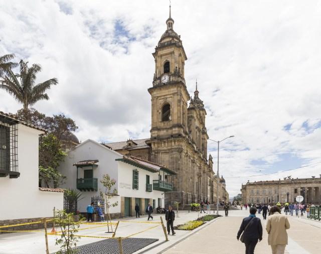 economía de Colombia primera mitad 2018