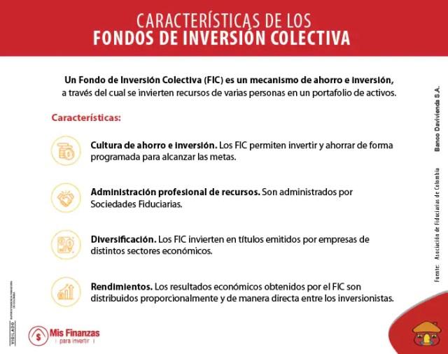 Fondos de Inversión Colectiva (FIC): ¿qué son y cómo funcionan?