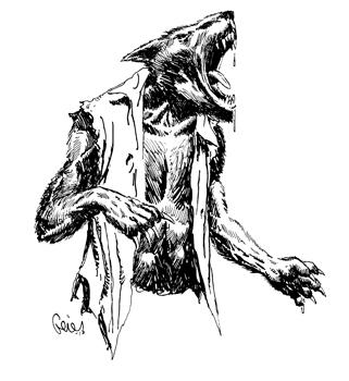 Earl Geier Presents: Werewolf