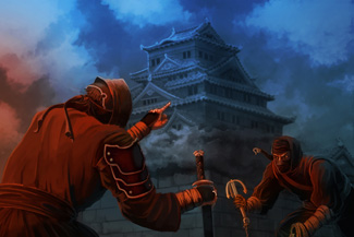 Ryan Sumo Presents: Ninja Infiltrator