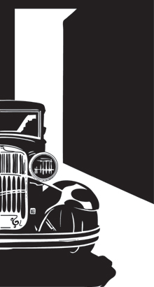 Elizabeth Porter Presents: Noir Car