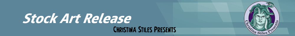 Misfit Studios Blog Banner Christina Stiles Presents Stock Art