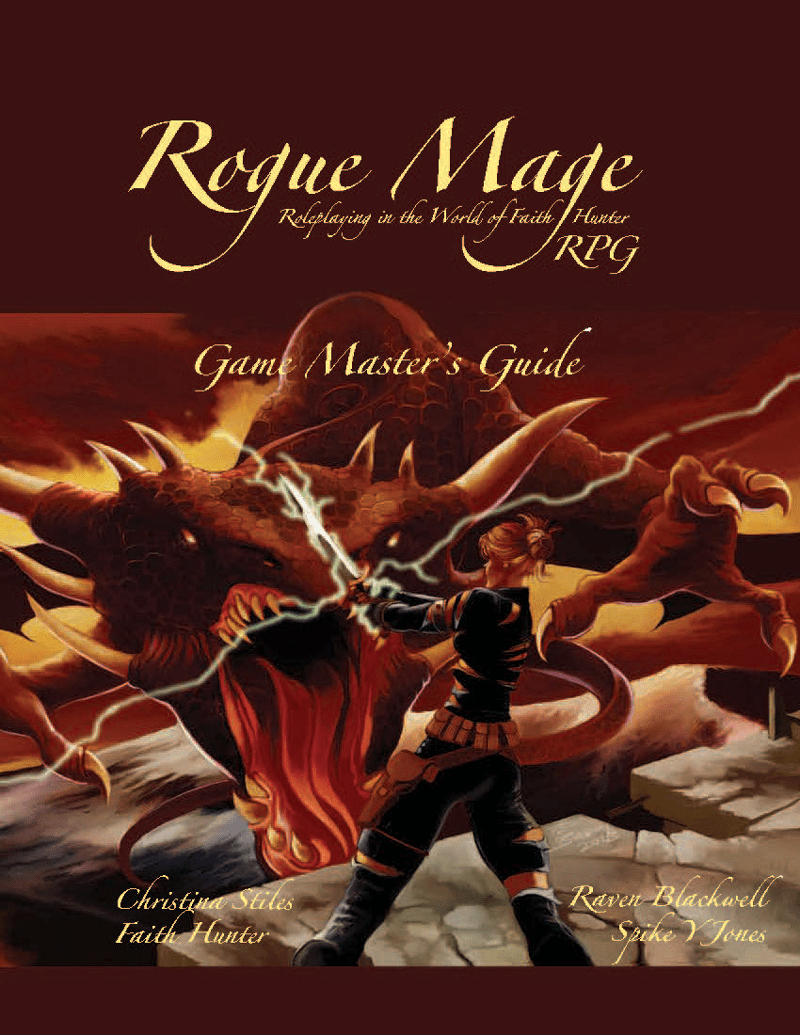 Rogue Mage Game Master's Guide