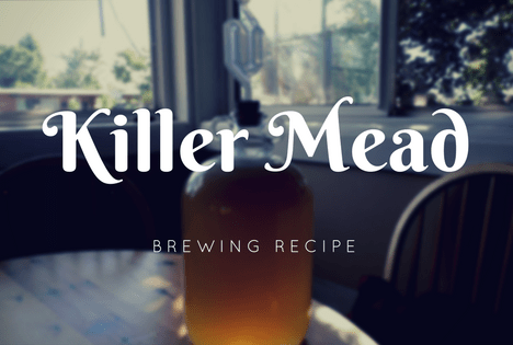 how to brew mead