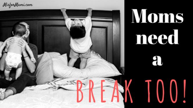 mommy-break