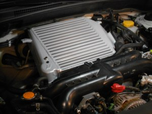 2008–2014 Subaru WRX Top-Mount Intercooler, Part 4: Data Presentation and Project Completion