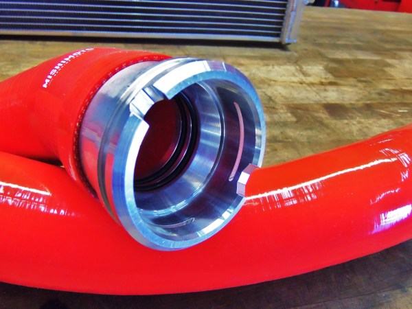 6.4L Powerstroke Silicone Hose Upgrade, Part 2: Product Completion and Final Design