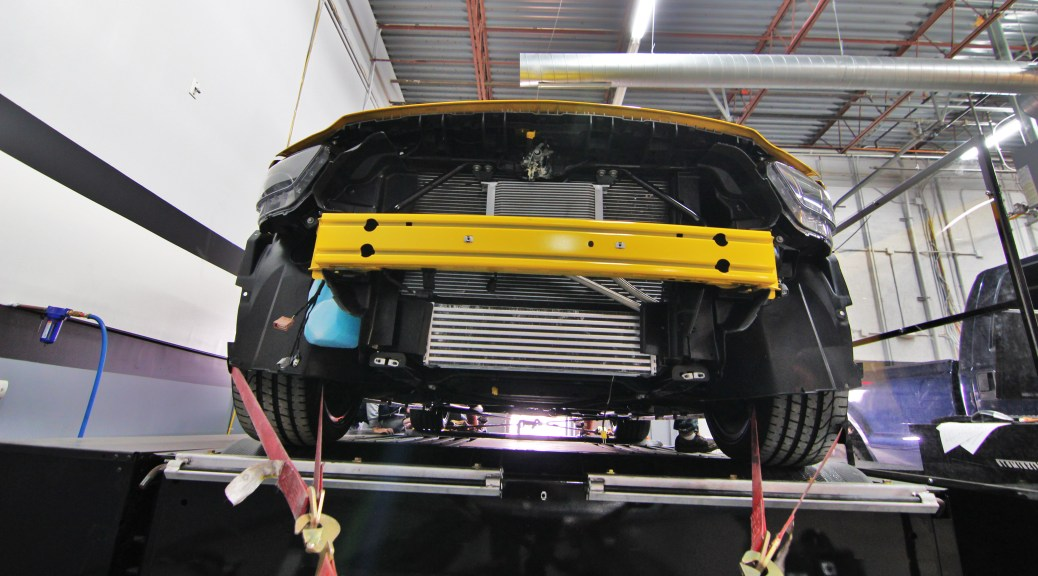 The Mustang EcoBoost Intercooler, Part 5: Finished Product