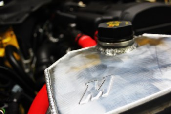 2015 Mustang Expansion Tank Project, Part 2: First Prototype Test Fit
