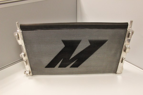 Mustang EcoBoost Aluminum Radiator R&D, Part 3: Final Prototype and Testing Data