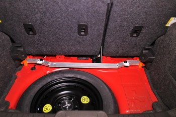 Flex-Free Cornering. Fiesta ST Trunk Brace R&D, Part 2: Prototype Completion