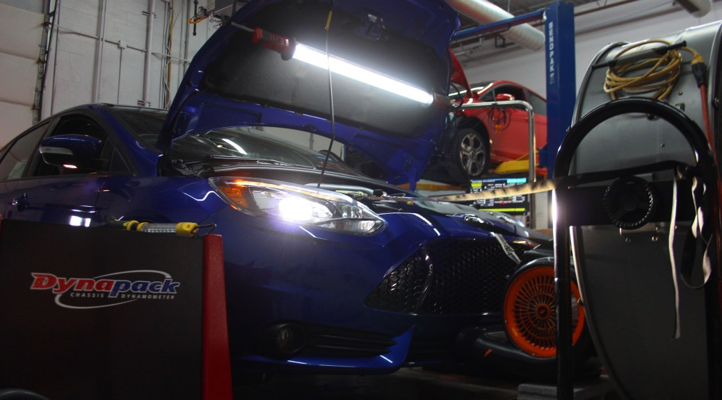 Dyno Testing and Results – Focus ST Intake, Part 3