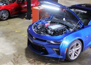 Stock System Review – Camaro SS Performance Intake, Part 1