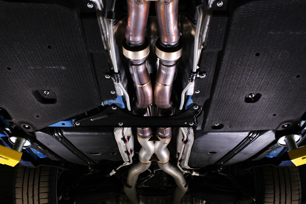 It's Still OEM to Me – Exhaust R&D, Part 1: Stock System