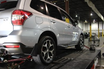 Testing Results – The FXT Intake, Part 3