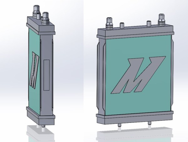 Auxiliary Rads Forever – Auxiliary Radiator R&D, Part 2: 3D Models