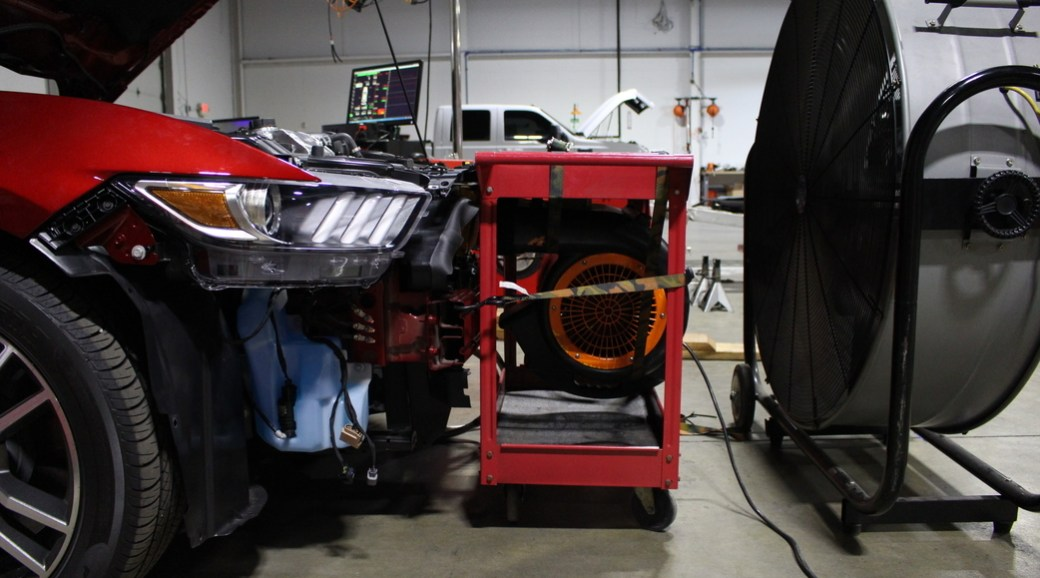 Working on a Cooler Coyote- Oil Cooler R&D, Part 4: Testing
