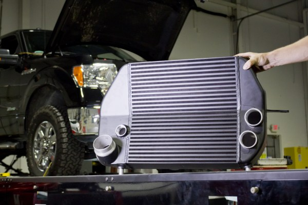 Cool Air For the EcoBoost – Intercooler R&D, Part 8: Test Fit and Dyno Data