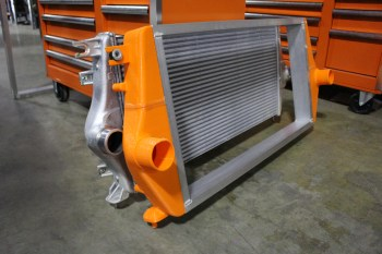 Cooling is Coming- Intercooler R&D, Part 1: Stock Evaluation
