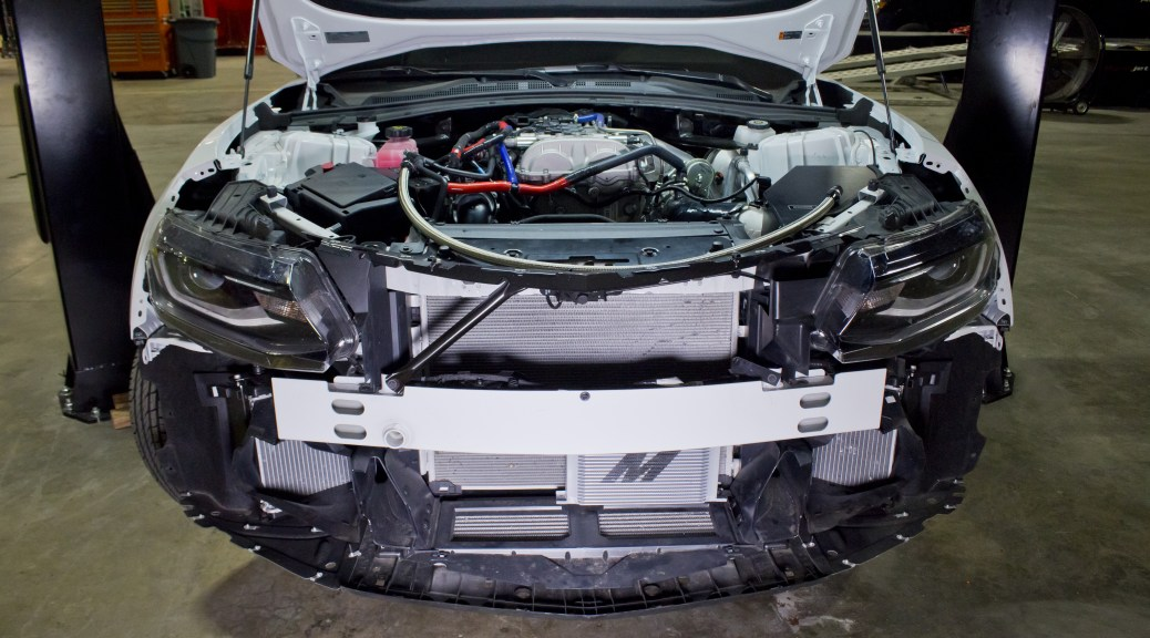 Any Cooler You Like Oil Cooler R Amp D Part 2 Data And Pre